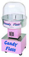 Floss Cart Cotton Candy Machine Supplies too!